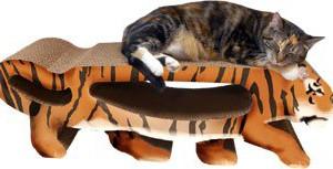 Пусть тигр послужит коту
