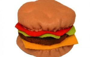 Гамбургер для кота