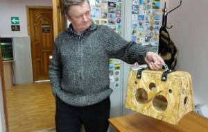 В Смоленском Поозерье выбрали лучшую кормушку для птиц