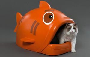 Лоток-рыбка