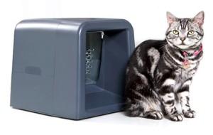 «Умная» кормушка для котов