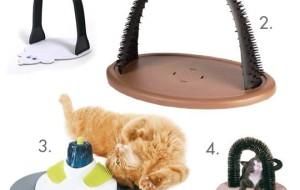 «Чесалки» для котов