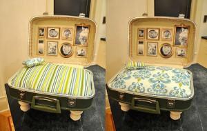 Сладкий сон в чемодане