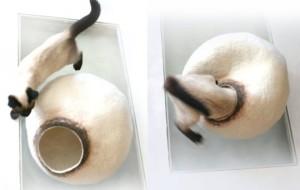 Кокон для кошки