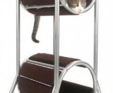 Мягкая башня для котов