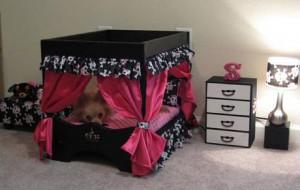 Кукольный домик для собак