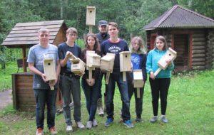 Летучие мыши Смоленского Поозерья будут жить в домиках