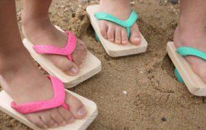 Японские сандалии для любителей собак