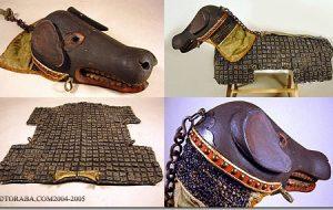 Самурайская броня для собак