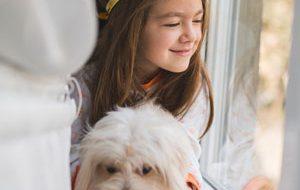 Зачем ребенку собака: 6 причин завести щенка