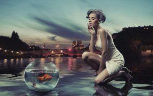 В отпуск с аквариумными рыбками
