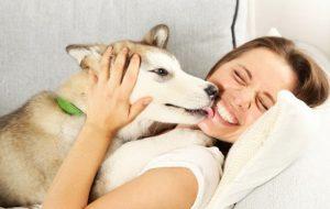 Домашние животные помогают лечить депрессию