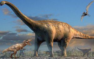 Как гигантские динозавры высиживали яйца