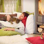 Исцеляющая сила фелинотерапии. Как кошки лечат людей