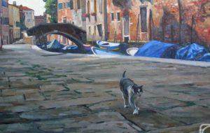 Куда пропали коты Венеции?
