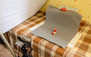 Как подготовиться к предметной съёмке